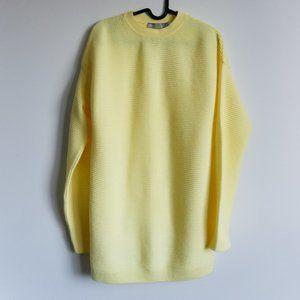 ASOS Yellow Long Sweater